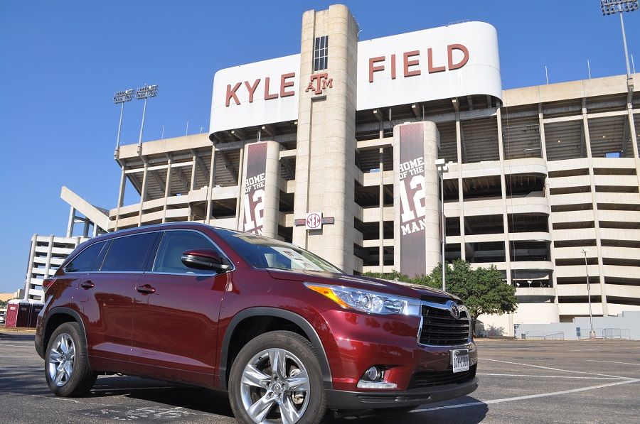 2014 Toyota Highlander A Family SUV Packed With Fun | In Wheel Time