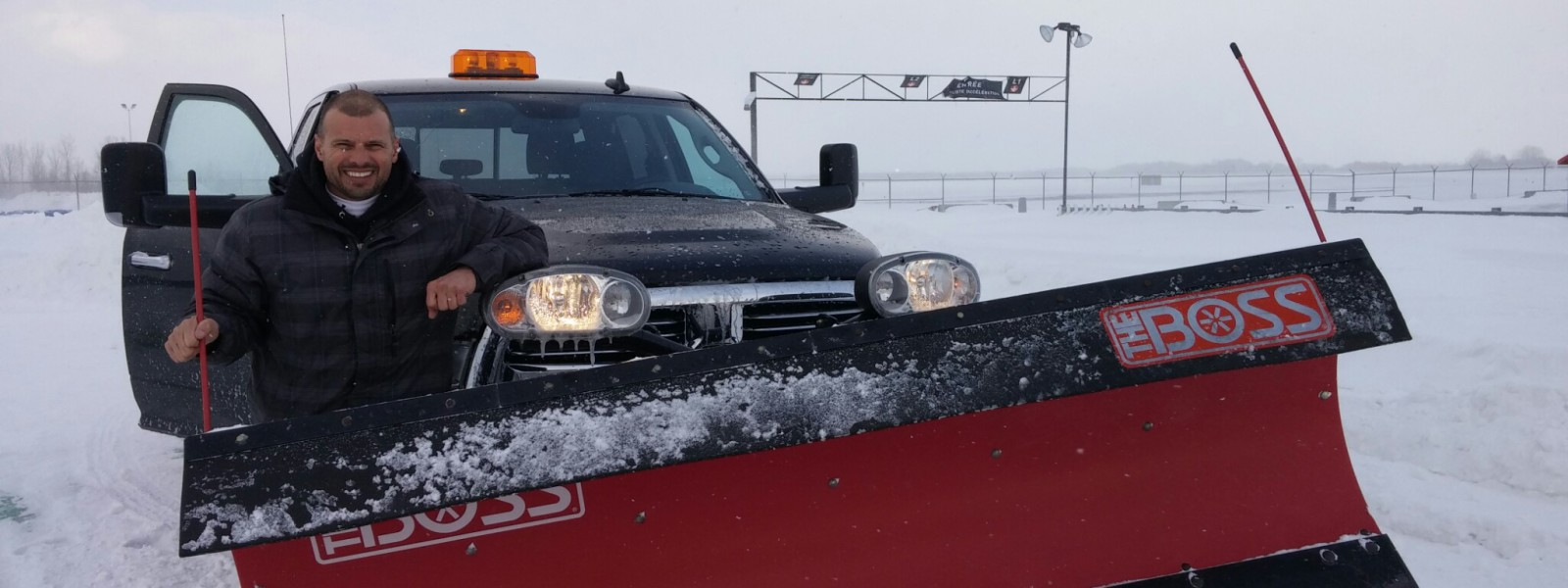 Snow Plowing Tips From Ram Trucks