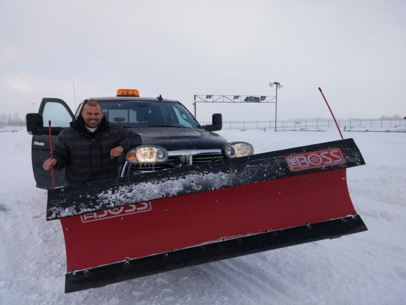 Nick Cappa Snow Plowing Tips