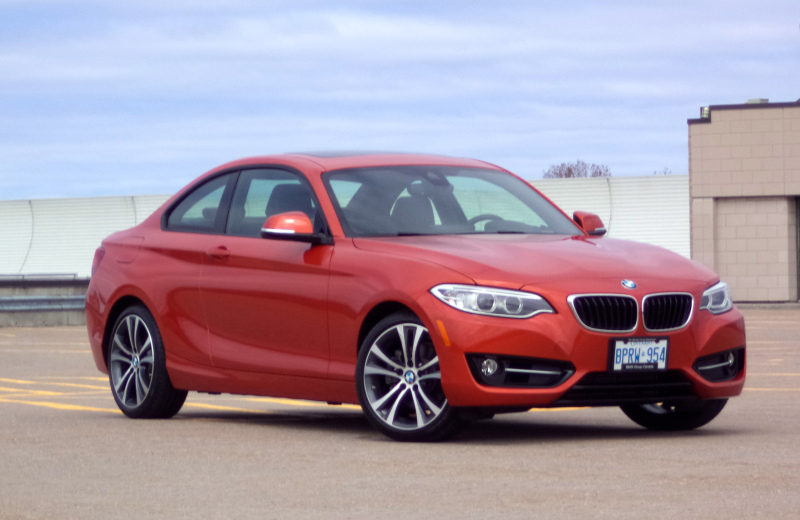2015 BMW 228i Review