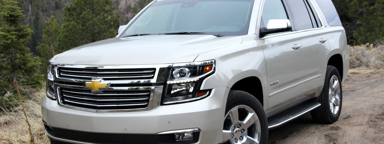 2015 Chevrolet Tahoe LTZ Review