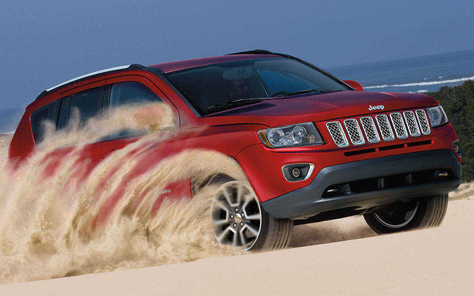 2015 Jeep Compass Latitude 4×4
