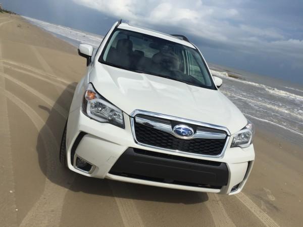 2016 Subaru Forester frt