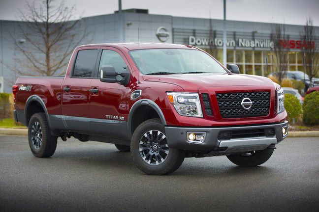 NISSAN TITAN XD Pricing is here!