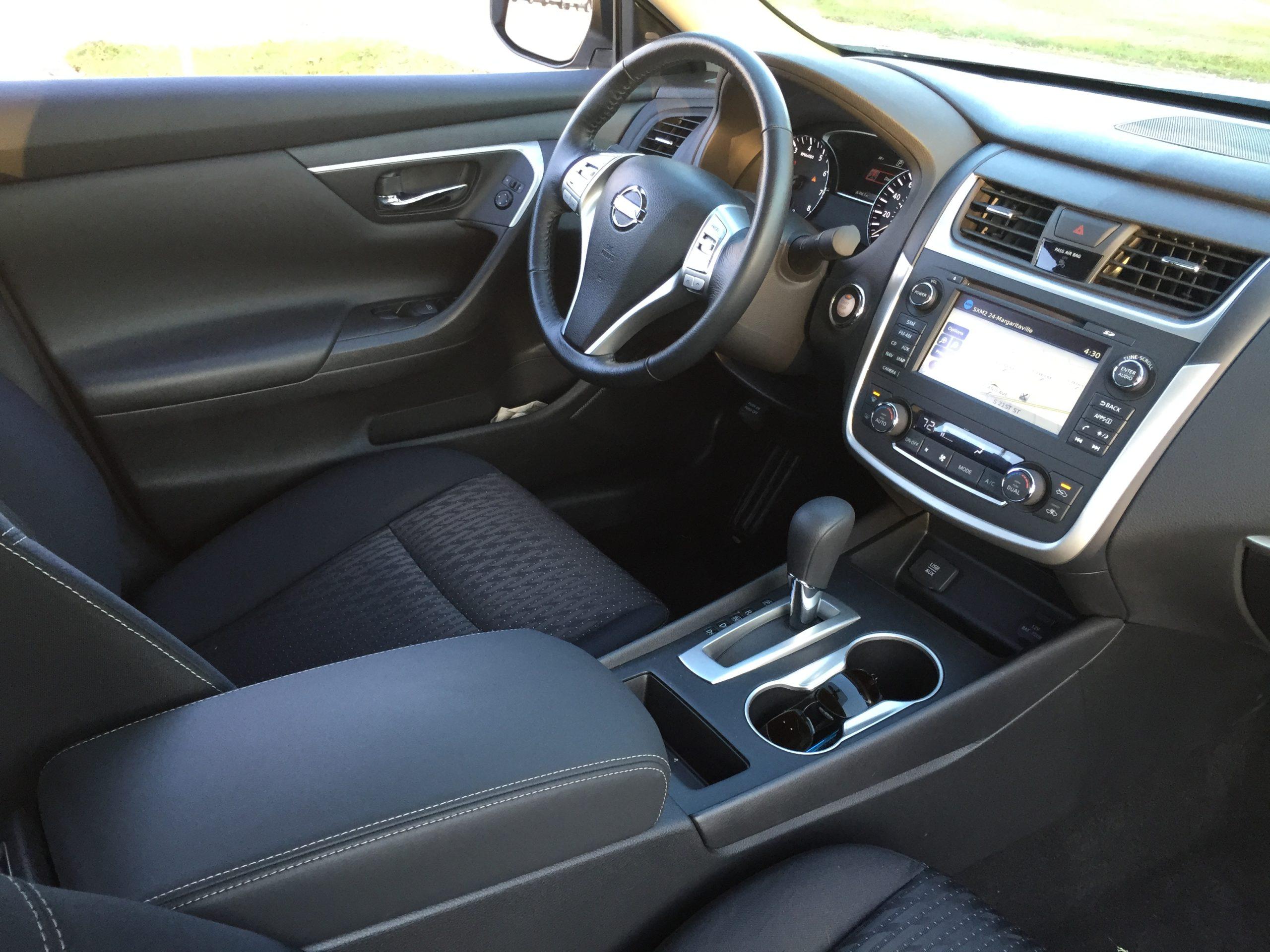 Nissan Dealers Houston >> 2016 Nissan Altima SV | In Wheel Time