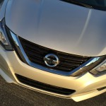 2016 Nissan Altima SV grille