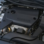 2016 Nissan Altima SV engine