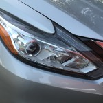 2016 Nissan Altima SV headlights