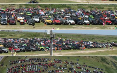 In Wheel Time Spring Tour – Crystal Beach, Texas!