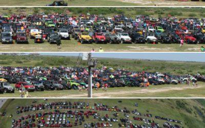 In Wheel Time Spring Tour – Crystal Beach, Texas!