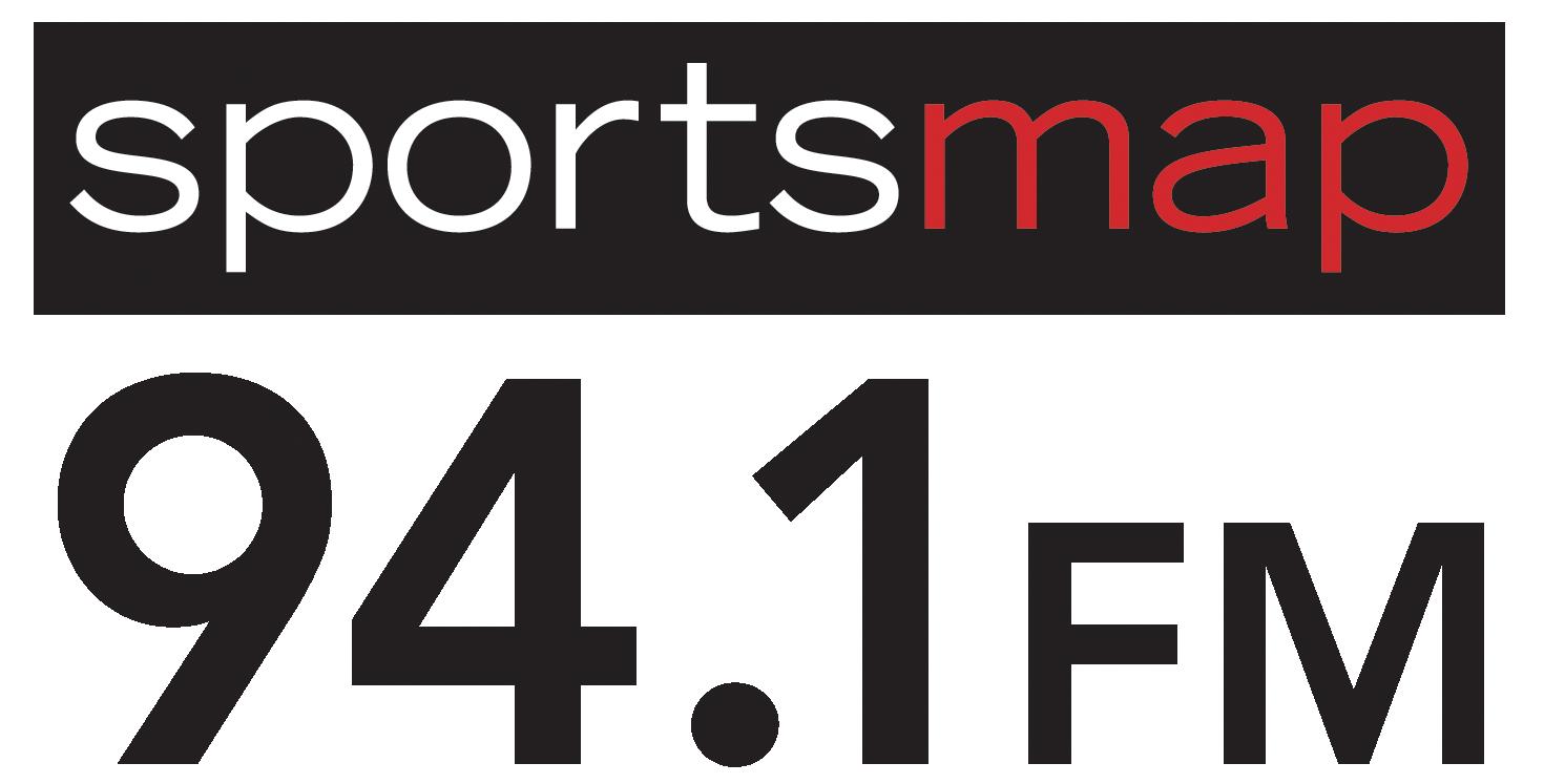 sportsmap 94.1 logo