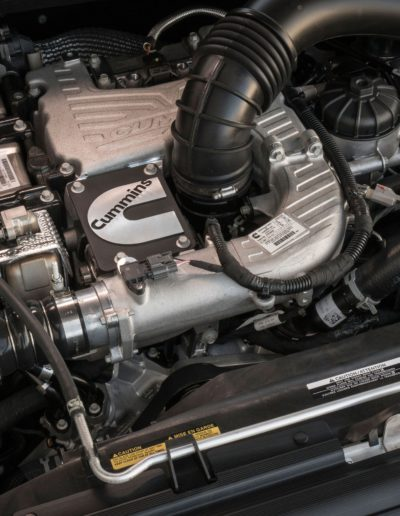 2017 Nissan Titan XD Regular Cab Cummins Diesel