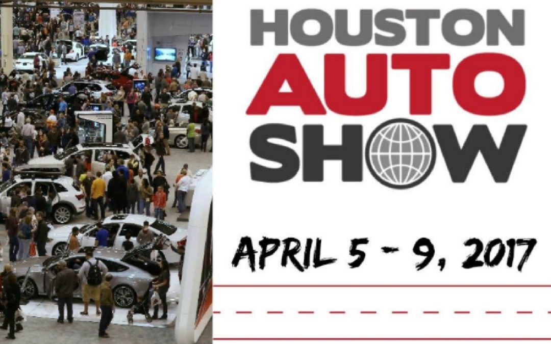 Press Release: 2017 HOUSTON AUTO SHOW CONTINUES TO EXPAND