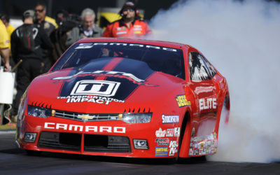 Erica Enders leads NHRA home!