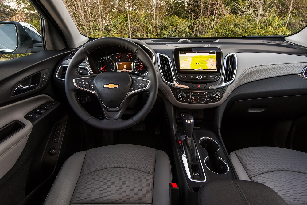 Finding it's Place - the 2018 Chevrolet Equinox | In Wheel Time