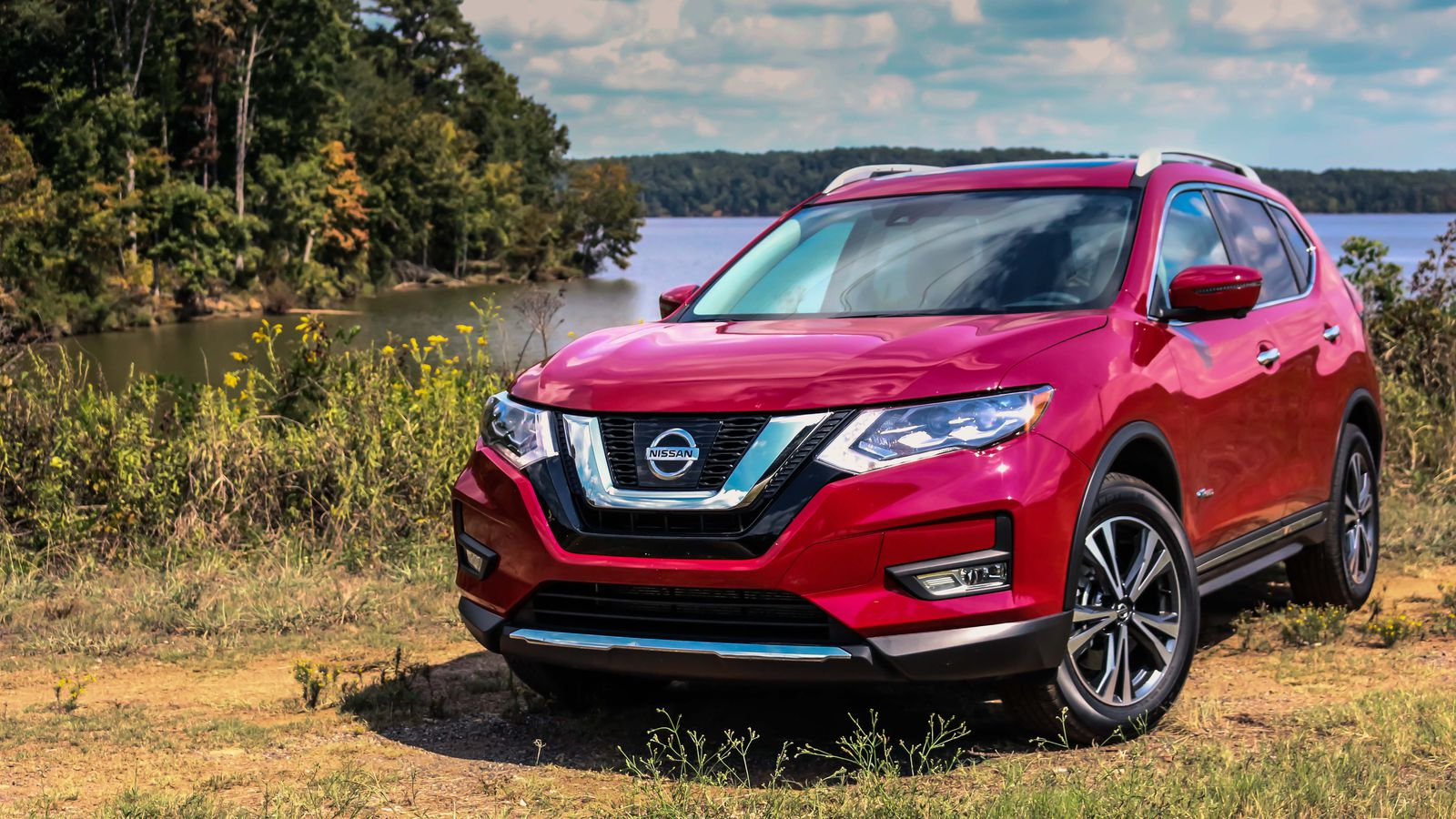 2017 nissan rogue ideal for empty nesters in wheel time. Black Bedroom Furniture Sets. Home Design Ideas