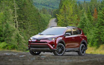 A new 'Adventure' – Toyota RAV4!