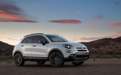 Fiat to offer Urbana Edition twist to 500X Trekking experience!