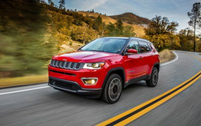 2018 Jeep Compass offers 4×2 drive train