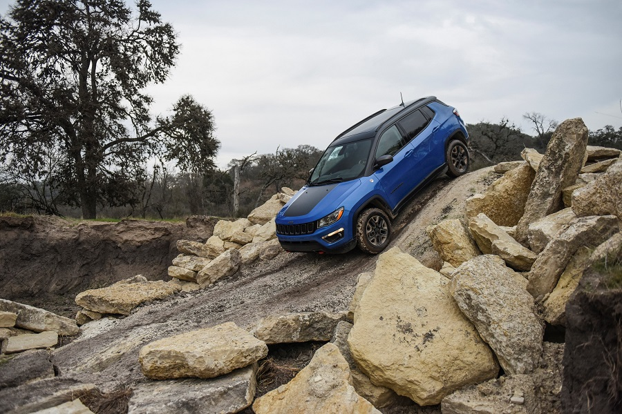 2018 Jeep Compass offers 4x2 drive train | In Wheel Time