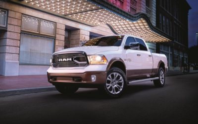 Ram rolls out new models at the Texas State Fair!