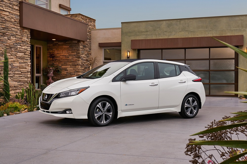 Nissan Shows Leaf Concept Tokyo on what do we know about the 2017 nissan leaf