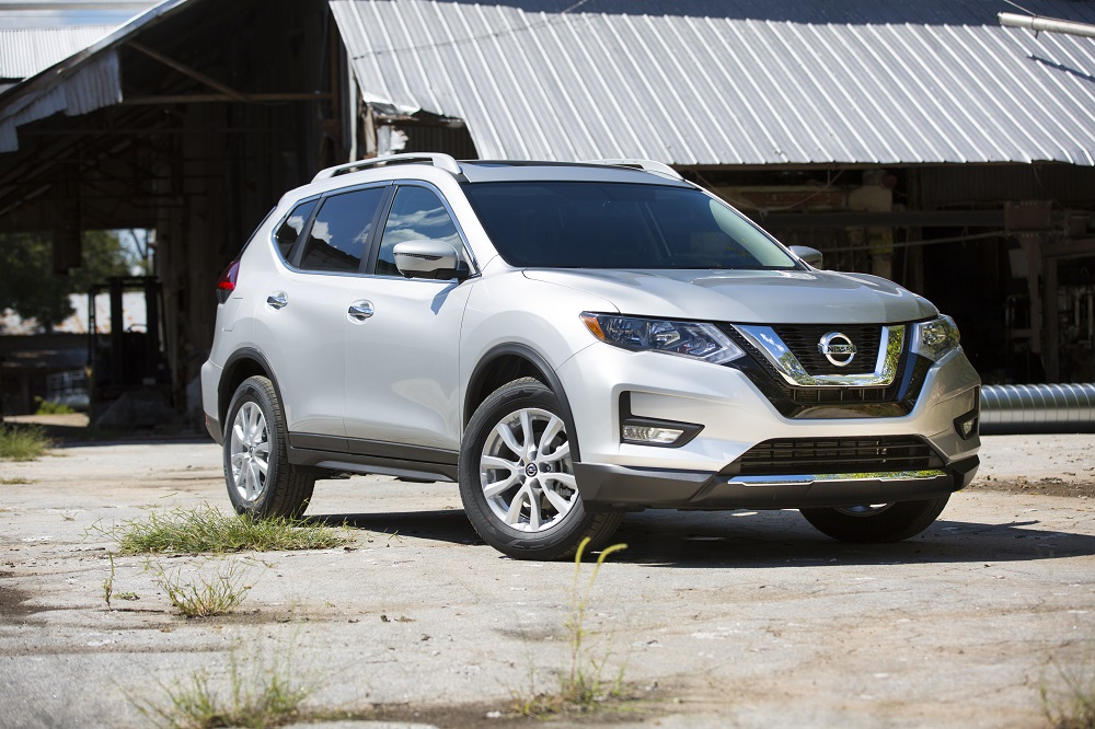 Nissan Rogue with new ProPILOT Assist named Compact SUV of Texas!