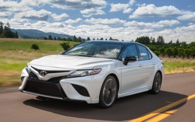 2018 Camry is a quantum leap forward!
