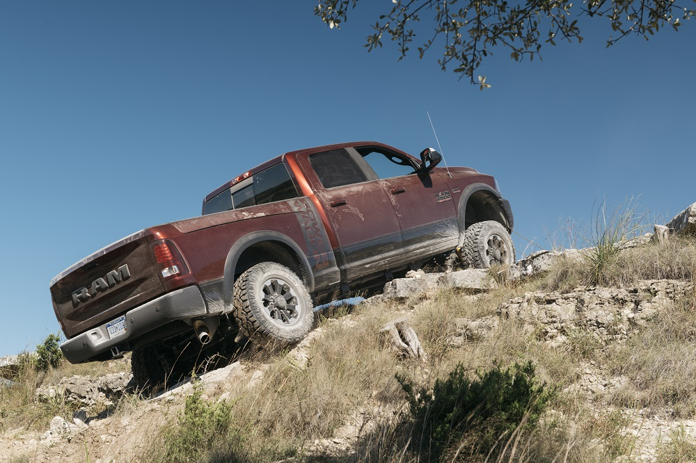 Fca Family Of Trucks And Utility Vehicles Makes Big Haul