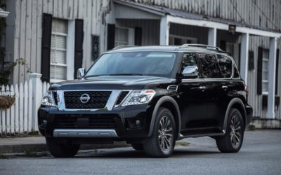 2018 Nissan Armada debuts new Platinum Reserve model at State Fair of Texas