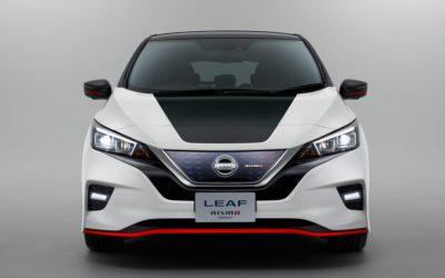 Nissan shows Leaf Concept in Tokyo!
