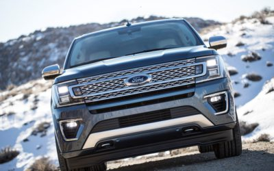 New Ford Expedition raises the bar for SUV's in 2018!