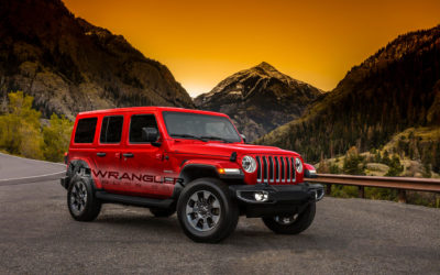 2018 Jeep Wrangler arrives soon – what we know!