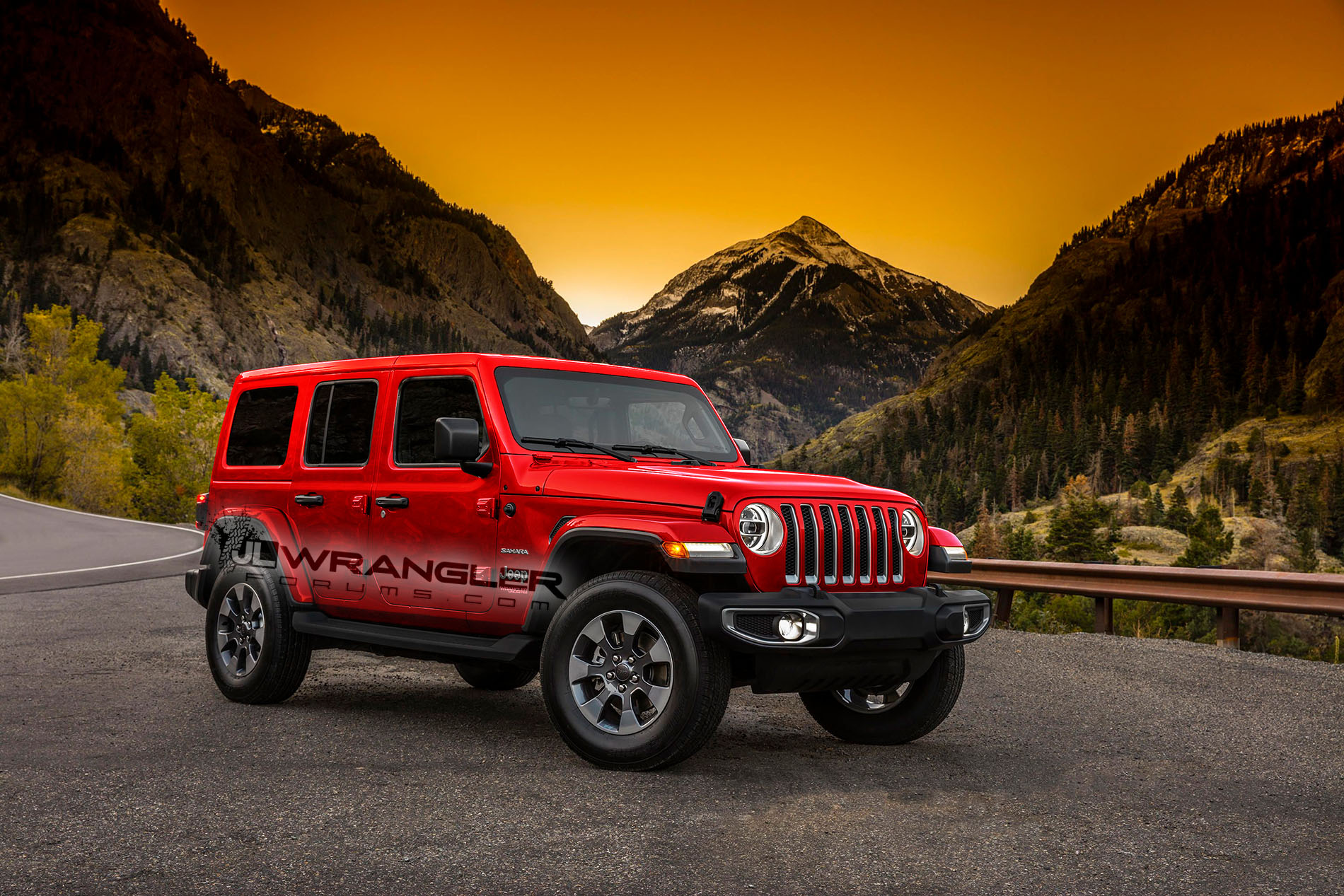 2018 Jeep Wrangler Arrives Soon What We Know In Wheel