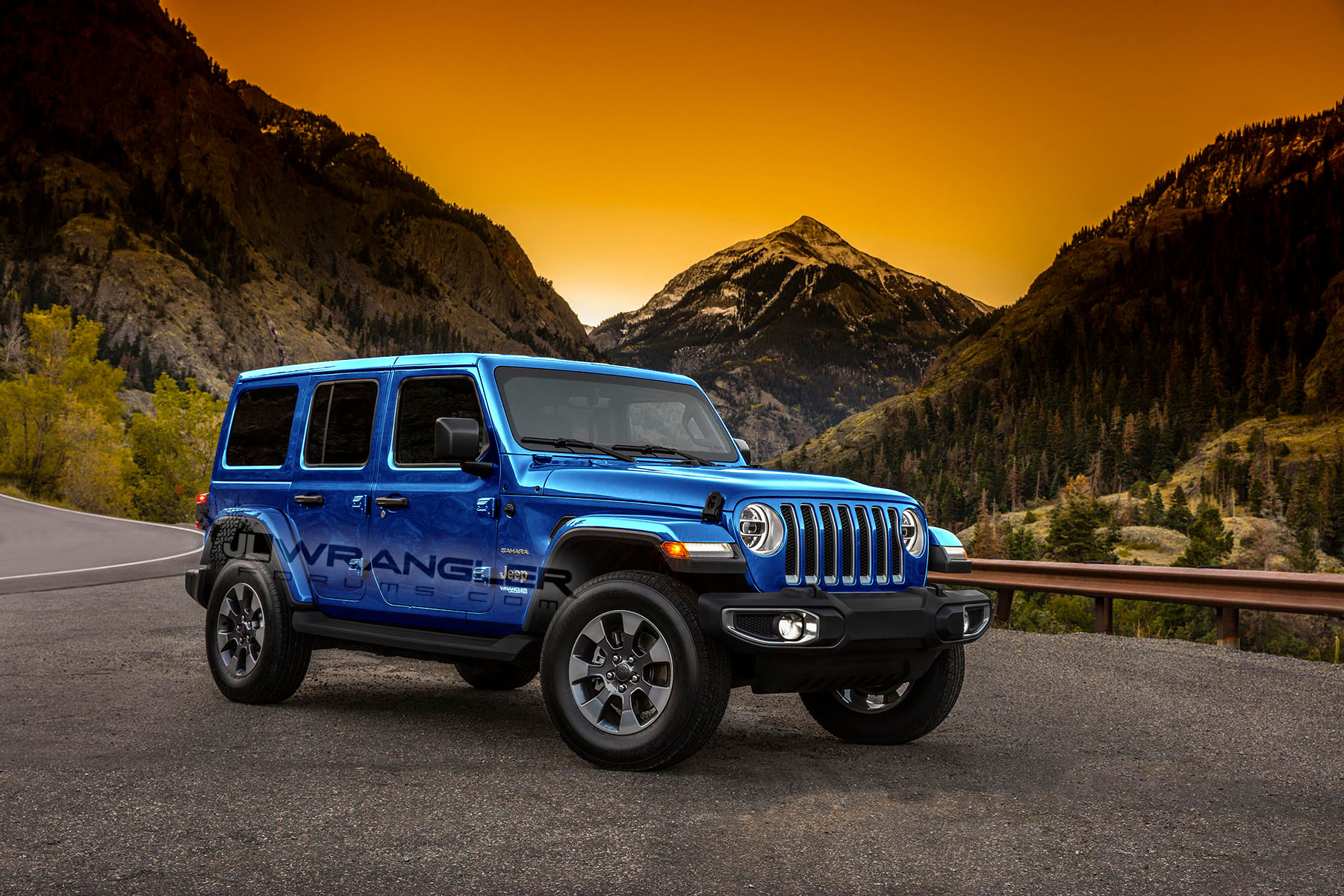 Jeep Wrangler Jlu >> 2018 Jeep Wrangler arrives soon – what we know!   In Wheel Time