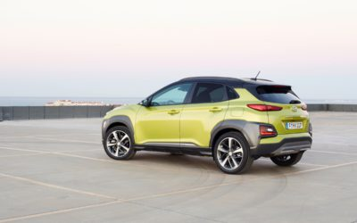 2018 Kona to be first of eight new crossovers from Hyundai!