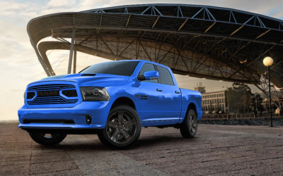 Ram debuts last special edition Sport for 2017!