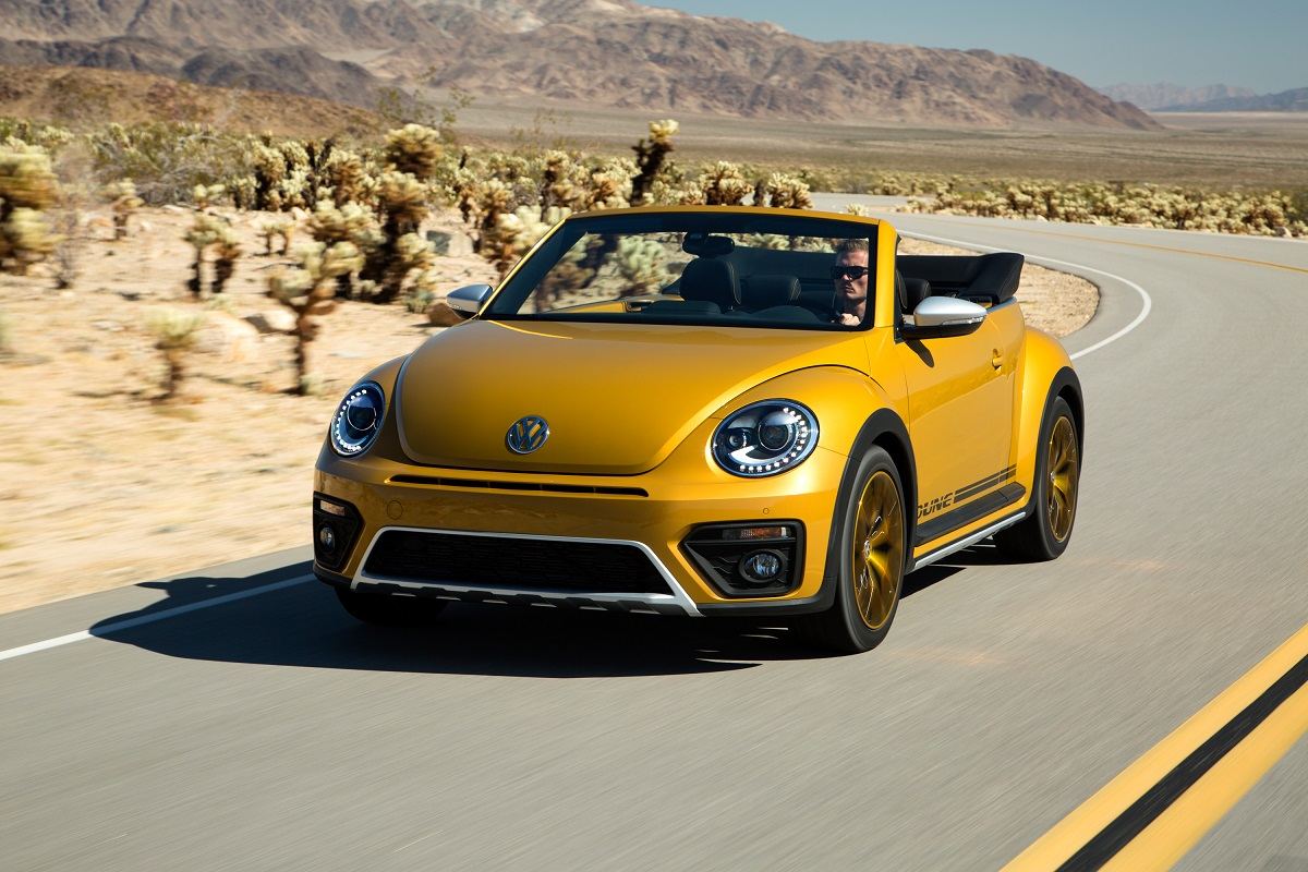 For 2018 The Beetle Has More To Offer Vw Replaced 1 8l Turbo With A Ful 2 0l Ea888 Engine Added Special Coast Model And Upgraded