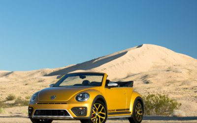 A convertible for all seasons – the 2018 VW Beetle Dune