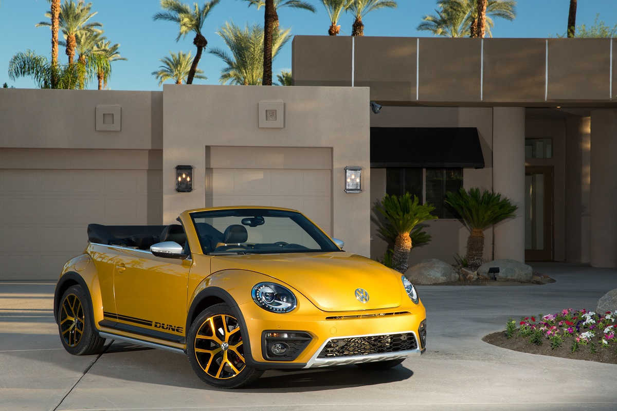In Addition VW Extended Their New Six Year 72000 Mile Limited Warranty To Include The 2018 Beetle