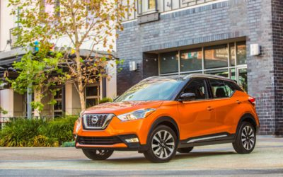 New Nissan 'Kicks' the compact crossover segment!