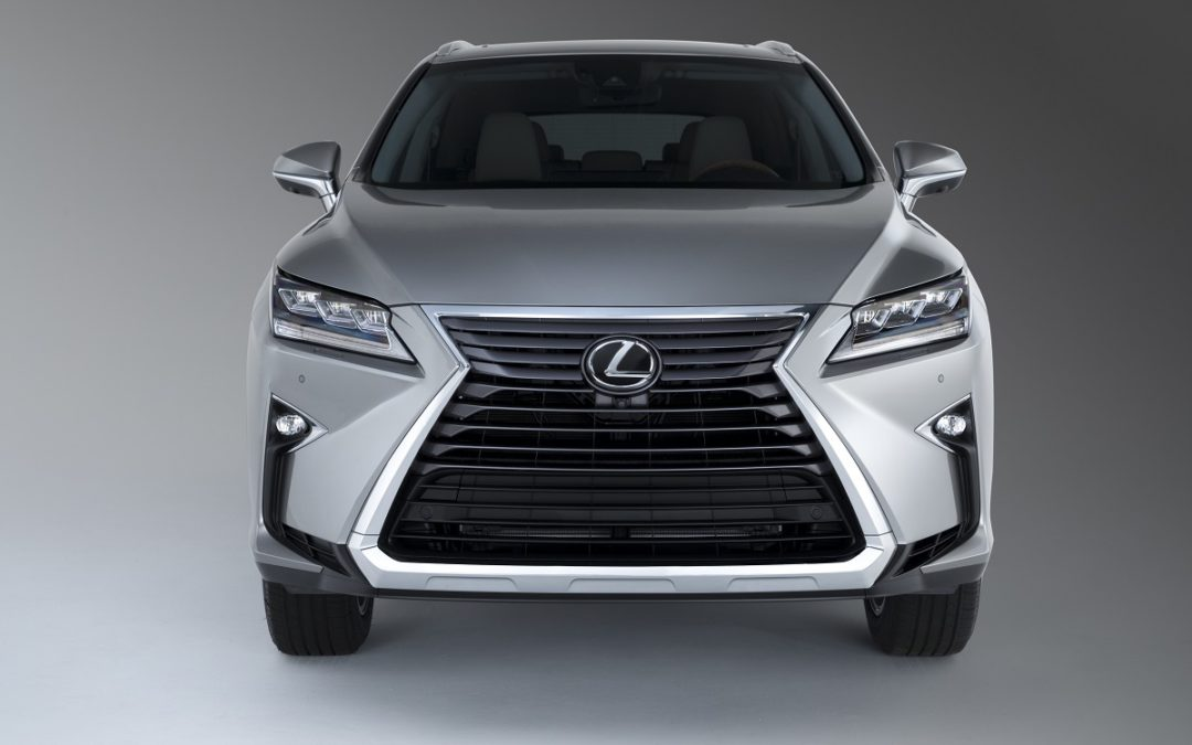 Lexus RX 350 SUV adds third row option for 2018!