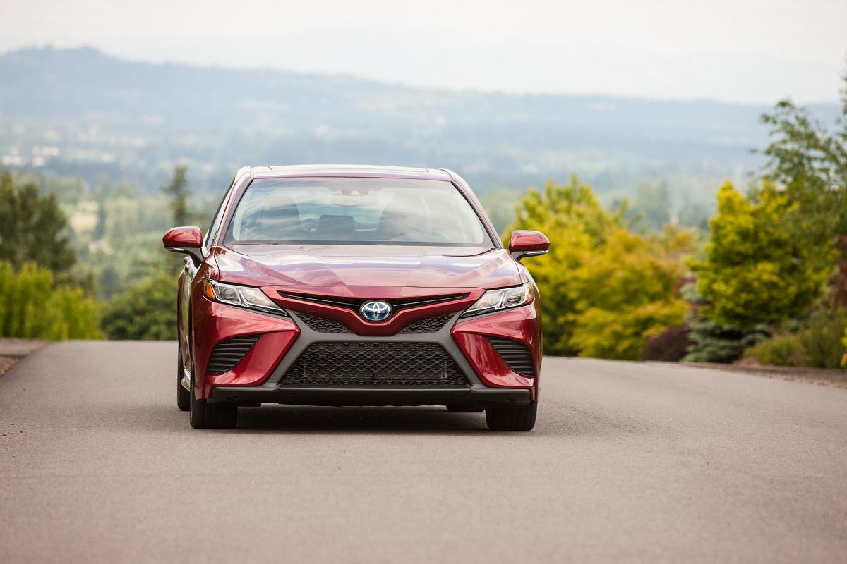 2018 Camry Hybrid SE Ride/Drive