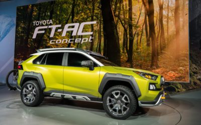 Toyota FT-AC Adventure Concept not an FJ Cruiser – but it shows promise!