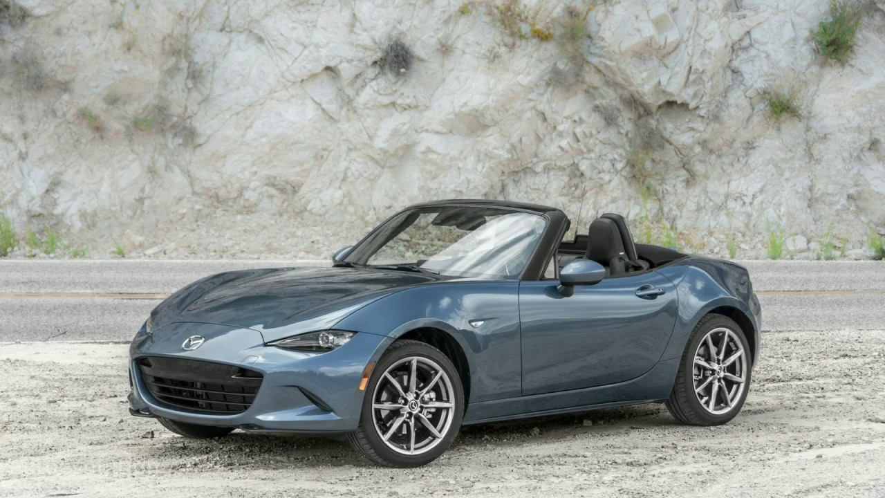 mazda 2018 mx 5 arrives in nick of time for new year in wheel time. Black Bedroom Furniture Sets. Home Design Ideas