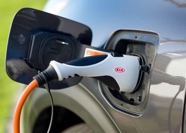 2018 Kia Niro PHEV (Plug-in Hybrid)