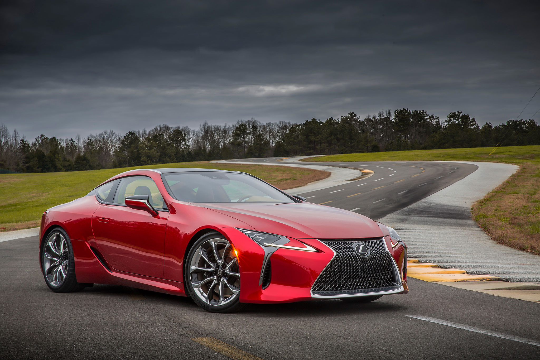 Lexus delivers flagship performance in the 2018 LC 500 | In Wheel Time