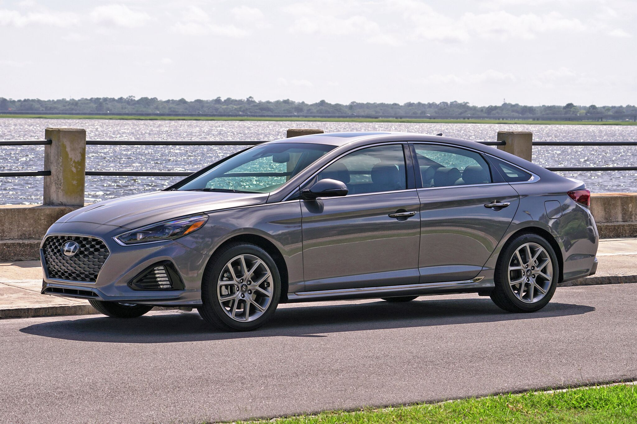 Why Drive The 2018 Hyundai Sonata Limited In Wheel Time