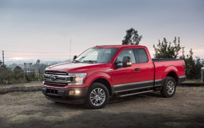 Ford F-150 3.0L diesel arrives this spring – ready to roll!
