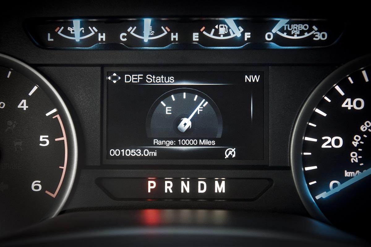 Ford F-150 3.0L diesel